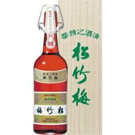 【送料無料】【ギフト品】【代引不可】宝酒造 松竹梅 白壁蔵 純米大吟醸 アンティークボトル720ml