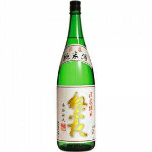 【5,000円以上送料無料】【ケース品】桃川 ねぶた淡麗純米酒 1800ml 6本入り