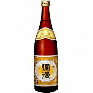 【5,000円以上送料無料】爛漫 普通酒 720ml