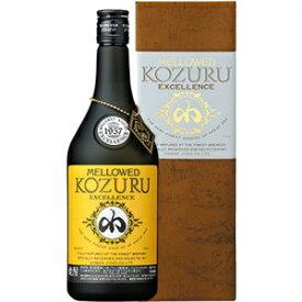 【送料無料】【ギフト品】【代引不可】小正醸造 メローコヅル エクセレンス 41度 700ml
