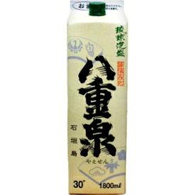 【5,000円以上送料無料】八重泉 30度 1800ml