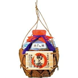 【送料無料】【カタログ掲載品】【代引不可】菊之露酒造 菊之露 5年古酒 五合壺 40度 900ml