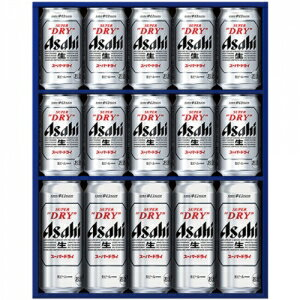 【送料無料】【ギフト品】【代引不可】アサヒスーパードライ缶ビールセット AS-4N