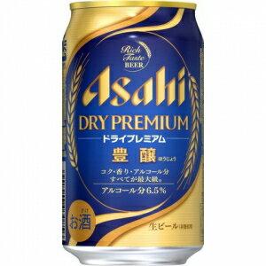 【5,000円以上送料無料】【ケース品】アサヒ ドライプレミアム 豊醸 350ml 24本入り