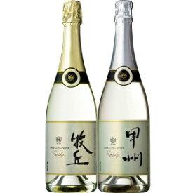 【送料無料】【カタログ掲載品】【代引不可】マルスワイン スパークリング ワイン ギフトセット