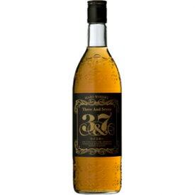 【5,000円以上送料無料】本坊酒造 マルス ウイスキー 3&7 720ml 40度
