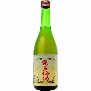 【5,000円以上送料無料】佐多宗二商店 角玉梅酒 720ml 12度