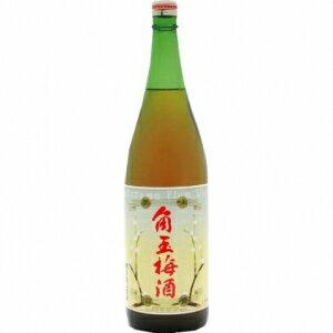 【5,000円以上送料無料】佐多宗二商店 角玉梅酒 1800ml 12度