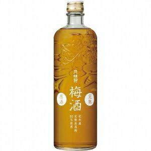 【5,000円以上送料無料】【ケース品】月桂冠 完熟梅酒原酒 720ml 19度 6本入り