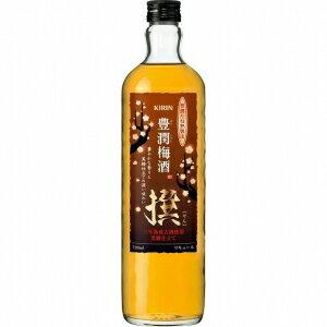 【5,000円以上送料無料】メルシャン 豊潤梅酒 撰 720ml 18度