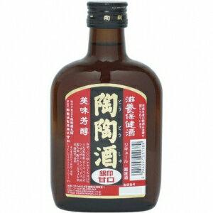 【5,000円以上送料無料】陶陶酒 銀印 200ml 12度