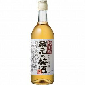【5,000円以上送料無料】【ケース品】栄光 蔵元の梅酒 500ml 14度 12本入り