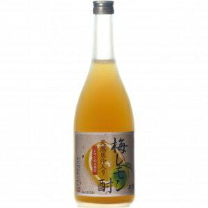 【5,000円以上送料無料】【ケース品】天然果汁入り 梅レモン酎 720ml 7度 12本入り