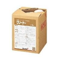 タジマ 床用洗浄剤 「クリーナー」 9kg ポリ缶