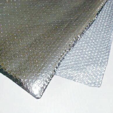 フレキシブル遮熱シート 「遮熱エース」 厚さ4mm×幅910mm×50m 1本入 屋根の遮熱(天井断熱用)