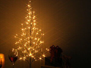 【着後レビューで選べる特典】「ブランチツリー150cm」MサイズLED:150球ウォームホワイト8パターン点灯/安全・安心30VLEDイルミネーション庭ガーデン玄関電飾ツリー木モチーフ2D3Dインテリアクリスマス屋外屋内室内防滴仕様