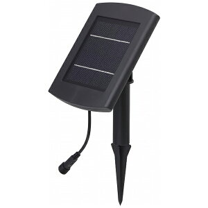 タカショーソーラーライト「ホームEXポールライトLソーラー」(LGS-EX02S)LED:電球色明るいハイパワータイプ屋外防雨製照度センサー自動消灯ガーデンライト明るい太陽光拡散型配光庭照明省エネニッケル水素充電池
