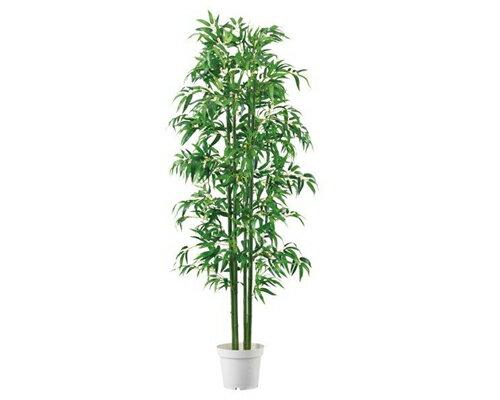 人工観葉植物 バンブー (竹) 立ち木 (H180cm) 1台 人工樹木
