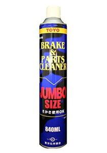 東洋化学商会 ブレーキ&パーツクリーナー JUMBO TAC-200 840ml×30本