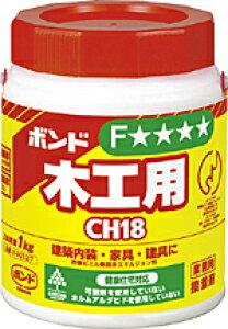 コニシボンド 木工用 CH18 1kg*6個