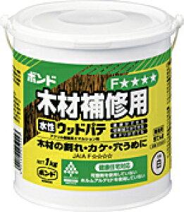 コニシボンド 水性ウッドパテ 1KG 白
