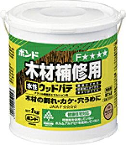コニシボンド 水性ウッドパテ 1KG ラワン