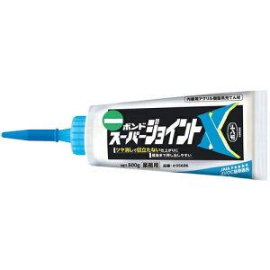 コニシボンド スーパージョイントX(ニューベージュ)*6個