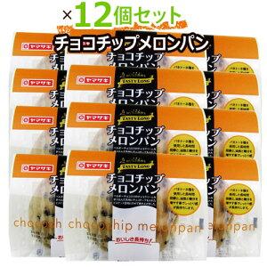テイスティロング チョコチップメロンパン12個セット