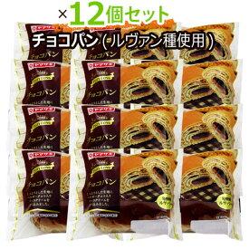 テイスティロング チョコパン12個セット【ルヴァン種使用】