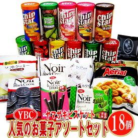 ヤマザキビスケット【1月】人気のお菓子アソート
