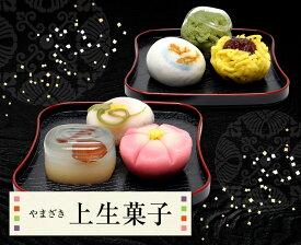 【冷蔵便】やまざき上生菓子(和生菓子)12個セット(6種類×2箱)