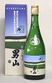 北海道限定 特別本醸造男山