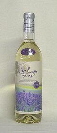 ふらのワイン 白(720ml)香りのラベル