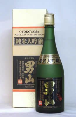 男山 純米大吟醸(720ml)