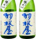 【日本酒】羽根屋 純米吟醸 煌火 きらび 容量720ml 生原酒 富山県 富美菊酒造 はねや 人気 純米大吟醸 と同じ…