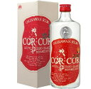 COR COR(レッド)720ml 40度 3本から送料無料 グレイスラム 南大東島 沖縄県 コルコルレッド レッド コルコ…
