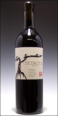 """ベッドロック ジンファンデル """"オールド・ヴァイン"""" カリフォルニア [2016] (正規品) Bedrock Wine Co."""