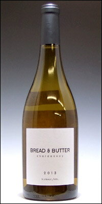 ブレッド&バター シャルドネ カリフォルニア [2015] (正規品) Bread &(アンド) Butter
