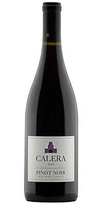 カレラ ピノ・ノワール セントラルコースト [2015] 《◎40周年記念アニバーサリー・ボトル》 (正規品) Calera Pinot Noir