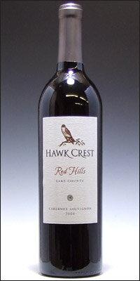 """ホーク・クレスト(byスタッグス・リープ) カベルネ・ソーヴィニヨン """"レッド・ヒルズ"""" レイクカウンティ [2008] (正規品) Hawk Crest by Stag's Leap Wine Cellars Red Hills"""