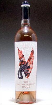 ヒノトリ・ロゼ カベルネ・ソーヴィニヨン ナパ・ヴァレー [2017] (正規品/カンパイ・ワインズ) Hinotori Rose Kanapi Wines