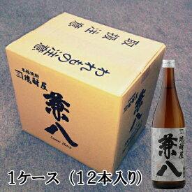 【ケース販売】 麦焼酎 兼八(かねはち) 【大分/四ツ谷酒造】 720ml ×12本パック
