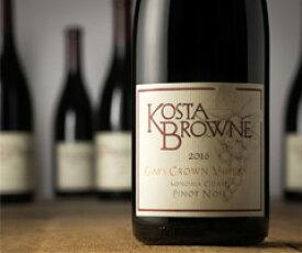 """コスタ・ブラウン ピノ・ノワール """"ギャップス・クラウン"""" ソノマ・コースト [2016] (正規品) Kosta Browne Pinot Noir Gap's Crown"""