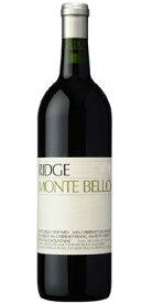 """リッジ カベルネ・ソーヴィニヨン """"モンテ・ベッロ"""" サンタクルーズマウンテン [2009] (正規品) Ridge Monte Bello"""