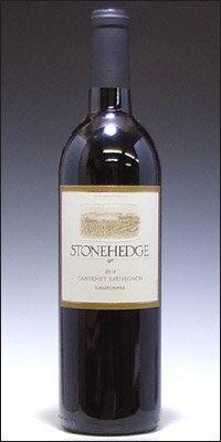 ストーンヘッジ カベルネ・ソーヴィニヨン カリフォルニア [2014] (正規品) Stonehedge Grand Tasting