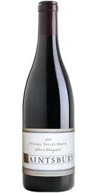 """センツベリー シラー """"サウィ ヴィンヤード"""" ソノマ ヴァレー [2006] (正規品/セインツベリー) Saintsbury Syrah Sawi [赤ワイン][アメリカ][カリフォルニア][ソノマ][特値][750ml]"""