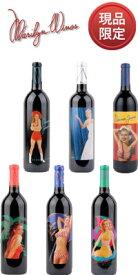 """【垂直6本セット】 マリリン メルロー """"ノーマ ジーン"""" カリフォルニア 6本セット (正規品) Marilyn Merlot Norma Jeane [赤ワイン][アメリカ][カリフォルニア][特値][750ml×6]"""