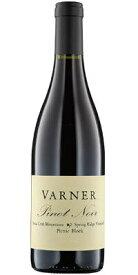 """ヴァーナー ピノ ノワール """"アッパー ピクニック"""" サンタ クルーズ マウンテンズ [2014] (正規品) Varner Pinot Noir Upper Picnic [赤ワイン][アメリカ][カリフォルニア][サンタクルーズマウンテン][750ml]"""