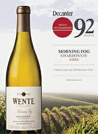 """ウェンテシャルドネ""""モーニングフォグ(エステートグロウン)""""リヴァモアヴァレー[2019](正規品)WenteChardonnayMorningFog[白ワイン][アメリカ][カリフォルニア][セントラルコースト][特値][750ml]"""