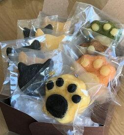 焼き菓子 猫 イロイロスイーツ10個セット クッキー マドレーヌ 猫谷中堂 詰め合わせ お歳暮 ギフト